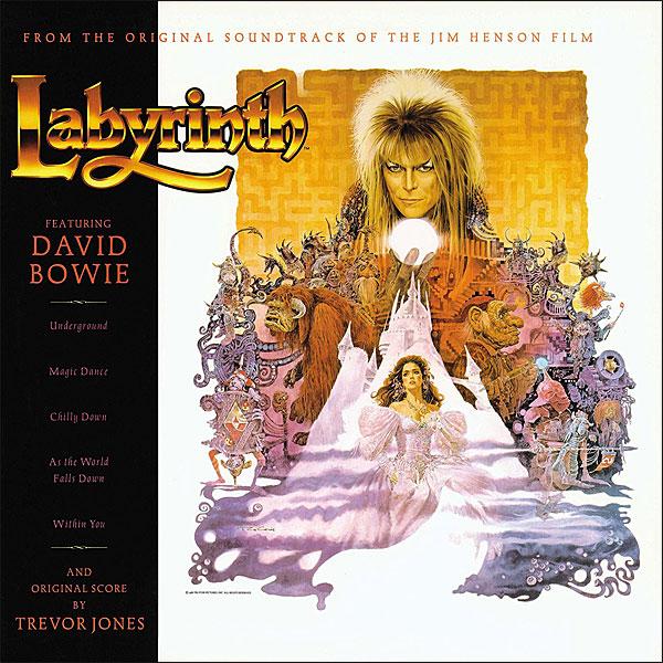 labyrinth movie best gifts fans jim henson vinyl lp