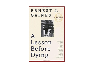 Oprah book club a lesson before dying