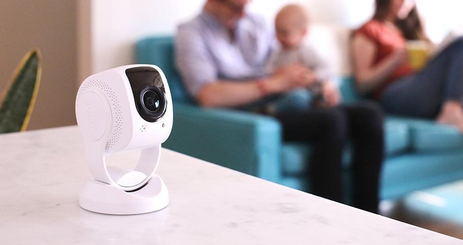 Lynx home security camera