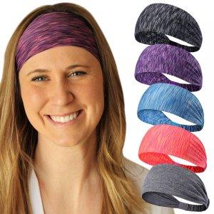 Moisture Wicking Headband by Calbeing