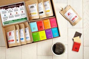 Coffee Chocolate Gift Box