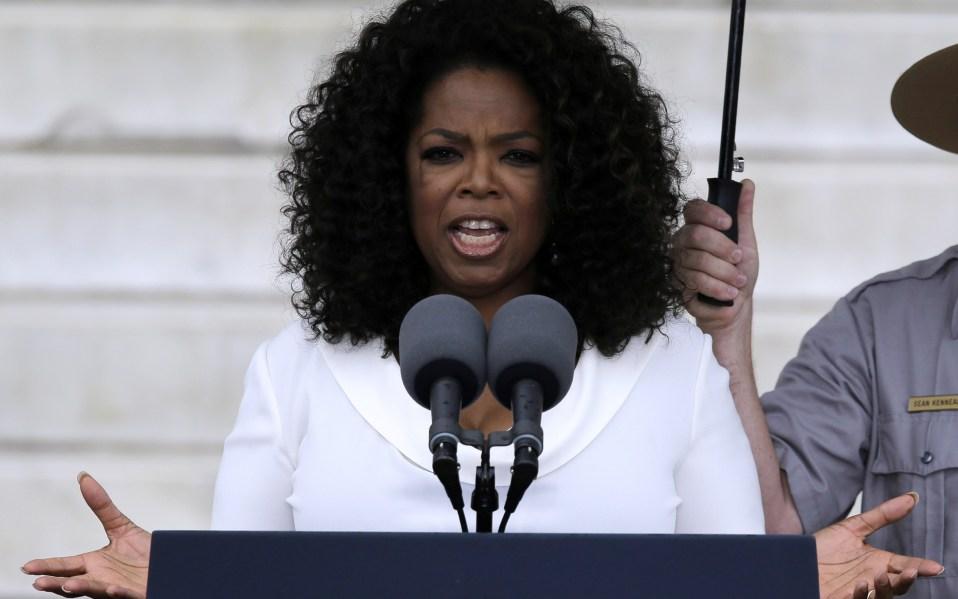 Oprah For President: Oprah Winfrey 2020
