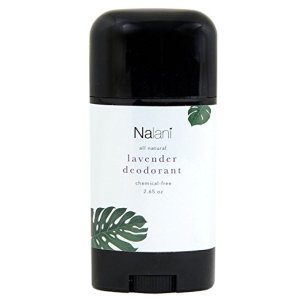 Organic Lavender Deodorant For Women by Nani Naturals