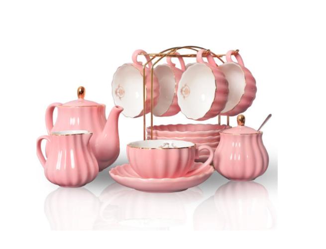British Royal Porcelain Tea Set
