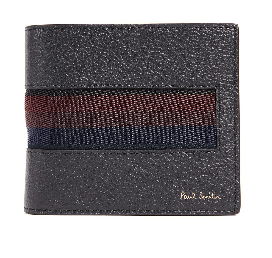 Blue Wallet Paul Smith