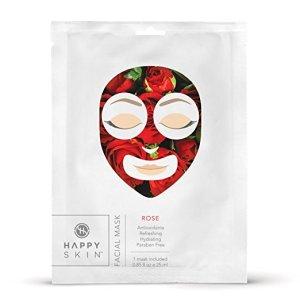 Rejuvenating Facial Sheet Mask by Happy Skin