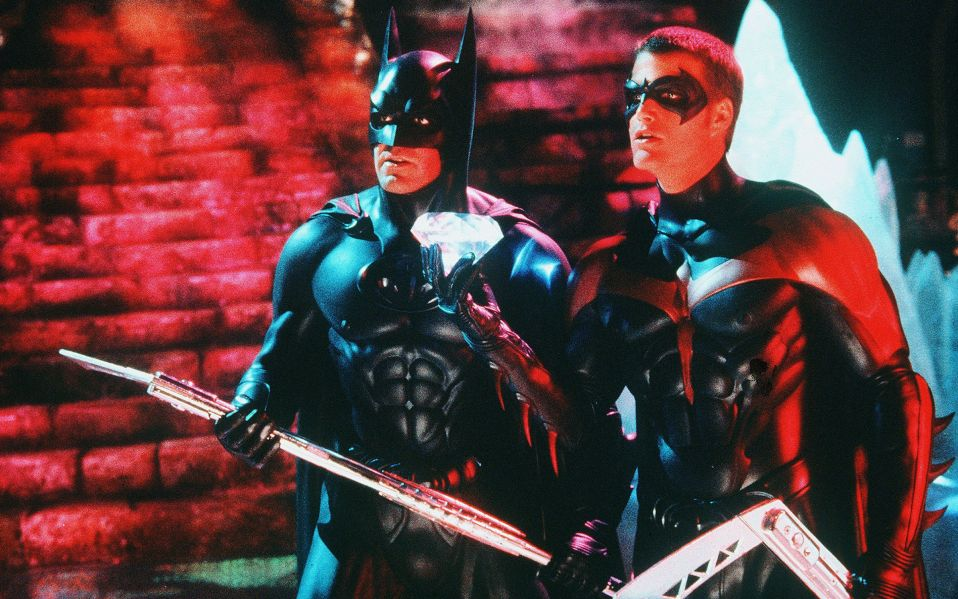 batman and robin george clooney