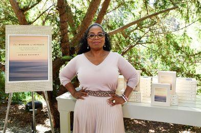 Oprah Winfrey's Gospel Brunch, Montecito, USA - 15 Oct 2017