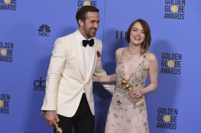The 74th Annual Golden Globe Awards - Press Room, Beverly Hills, USA - 8 Jan 2017