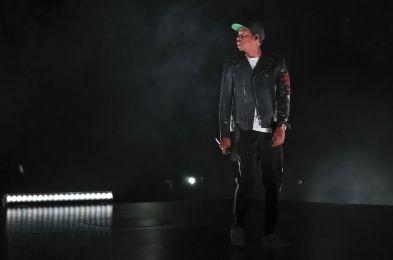 Jay-Z in Concert - , D.C., Washington, USA - 29 Nov 2017