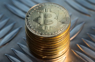 Cryptocurrency Bitcoin - 01 Jan 2018