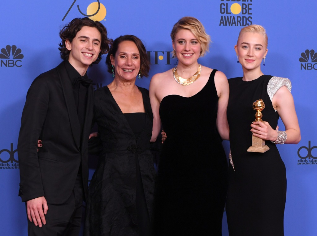 lady bird golden globes win