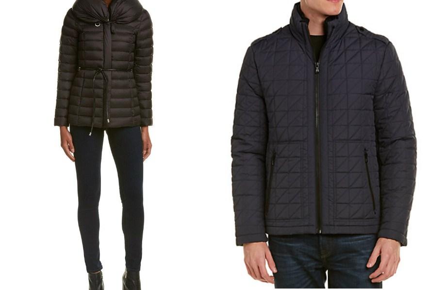 rue la la outerwear sale