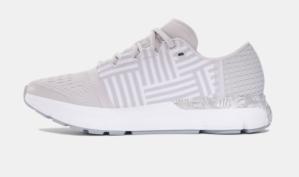 Gray Running Shoe Under Armour
