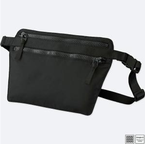 Black Shoulder Bag Crossbody Uniqlo