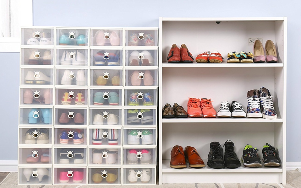 Best Shoe Storage Boxes: How to