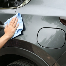 how to get rid of car scratches