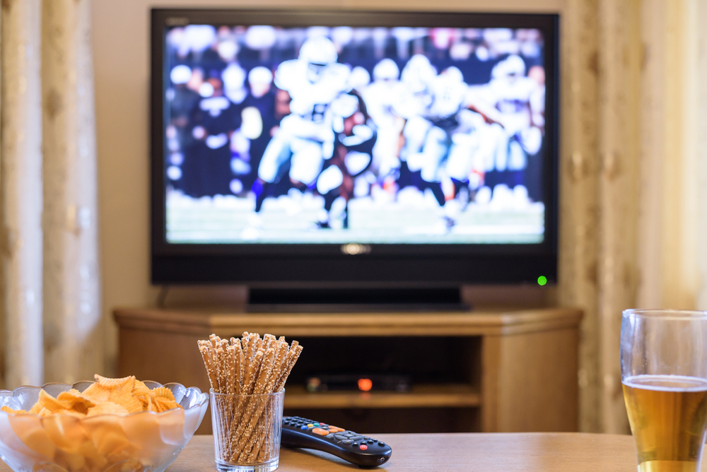 best tv for super bowl