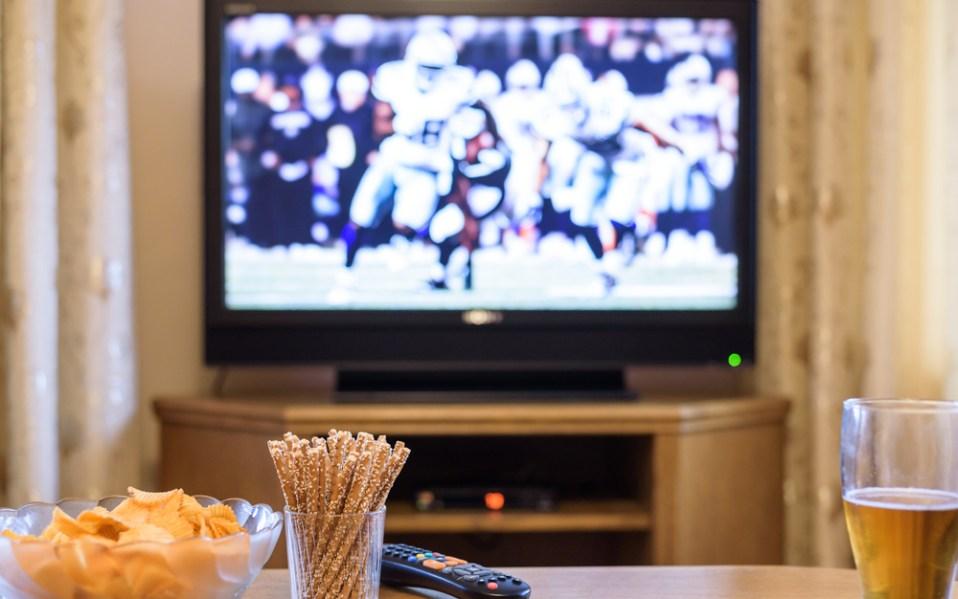 best tv for super bowl