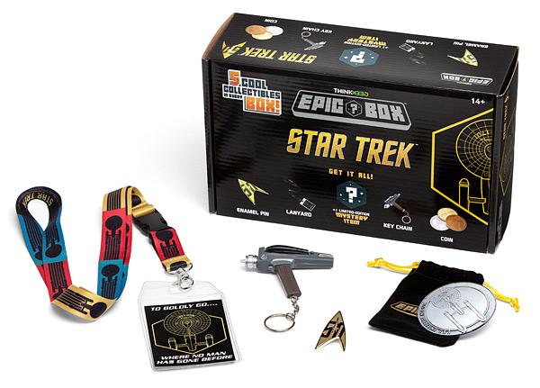 star trek epic box
