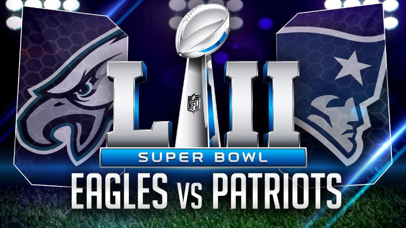 super bowl LII viewing guide