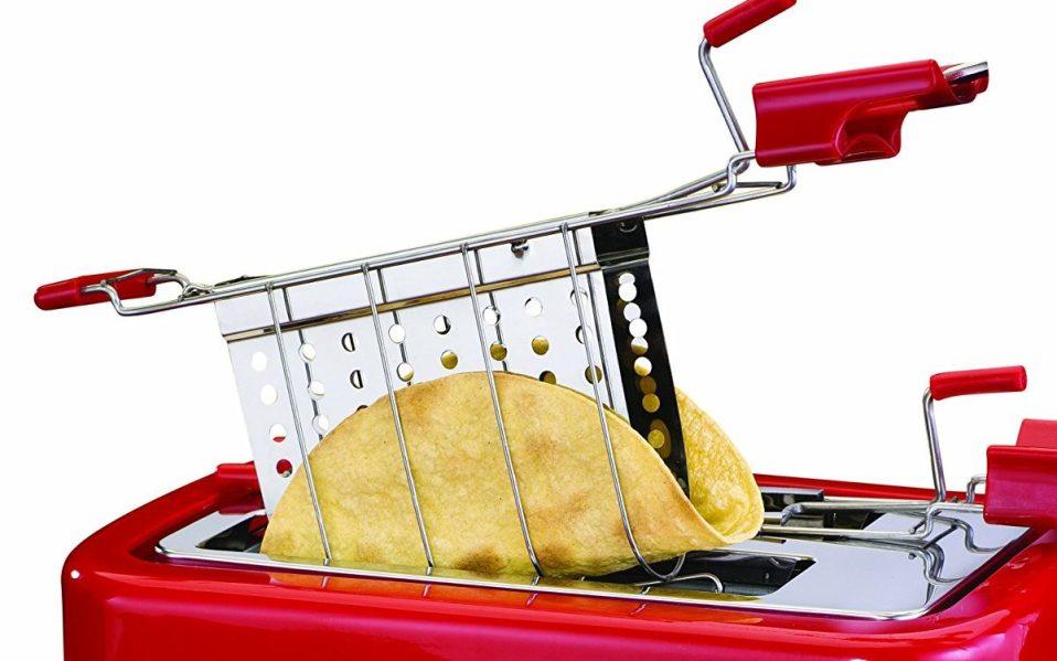 Taco Toaster nostalgia amazon