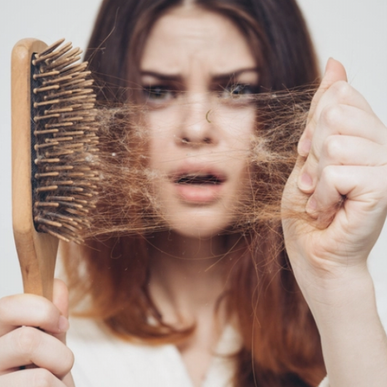thinning hair products
