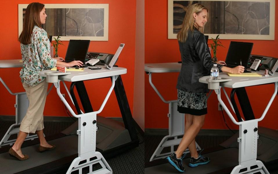 treadmill desk amazon