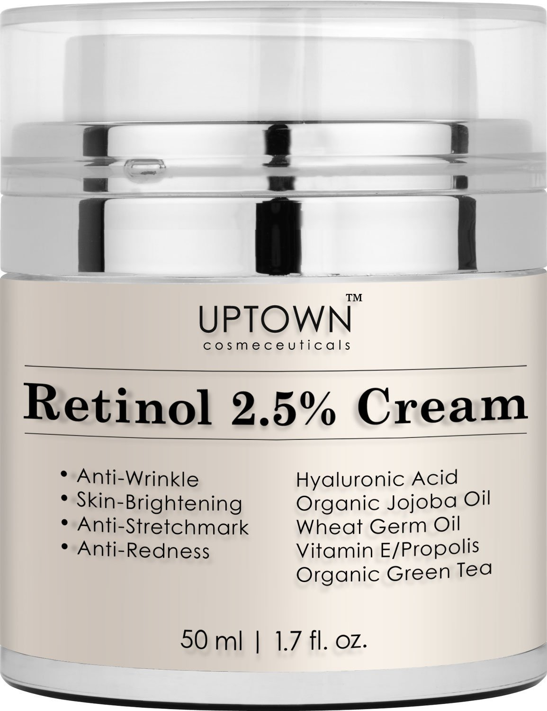 Uptown Cosmeceuticals Retinol 2.5% Cream