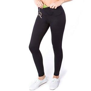 Women's Running Leggings by Sport-It