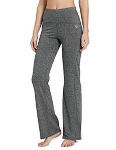 Women's Yoga Bootleg Pants by Baleaf
