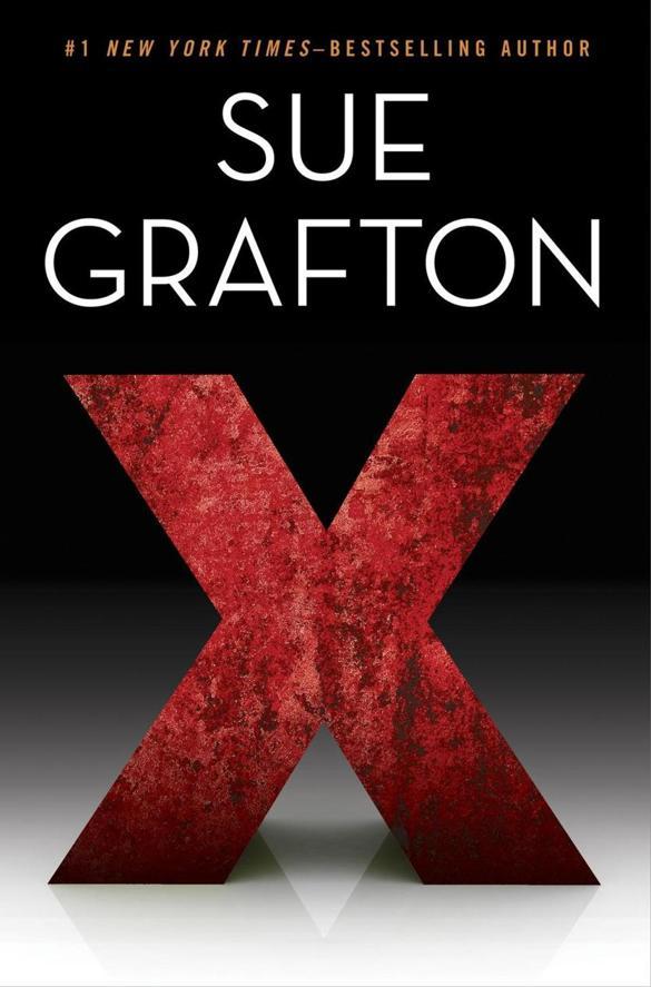 x by sue grafton