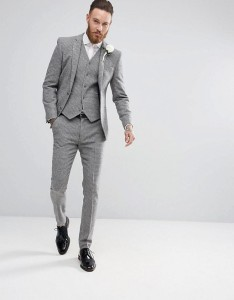 Houndstooth Suit ASOS