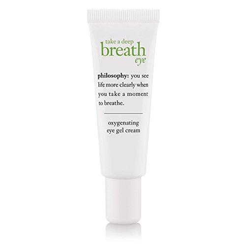 philosophy take a deep breath eye gel cream review