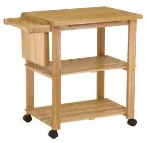 Kitchen Cart wood