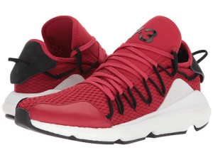 Red Sneakers Adidas Y-3
