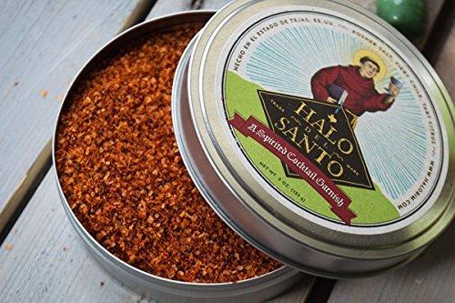 spicy margarita salt rim