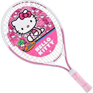 Jr. Tennis Racket Hello Kitty Sports