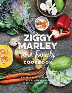 Ziggey Marley cookbook