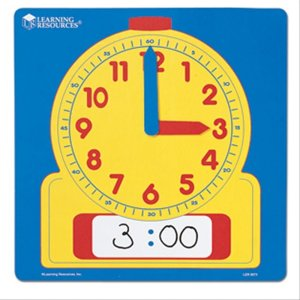Learning Clock Learning Resources