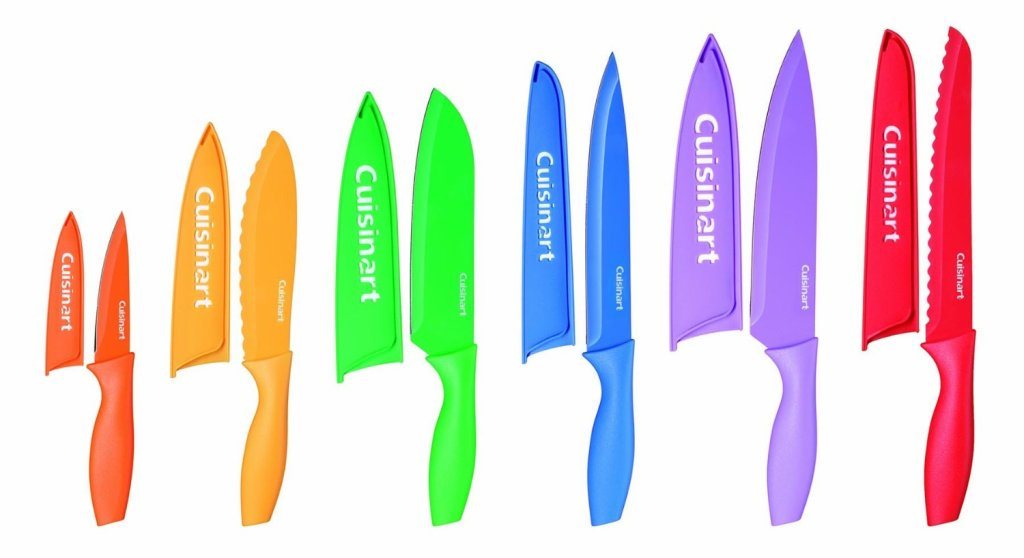 Cuisinart Color Collection Knife Set
