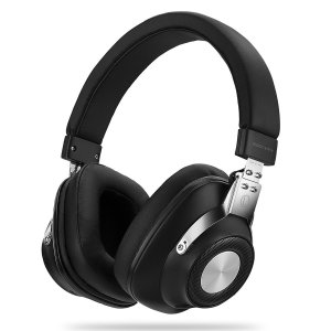 Black Headphones Noise Cancelling