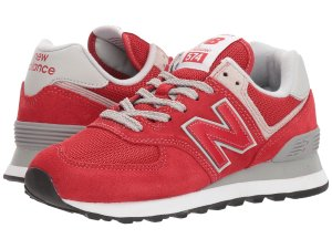 Red Sneakers New Balance