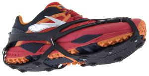snow running shoes