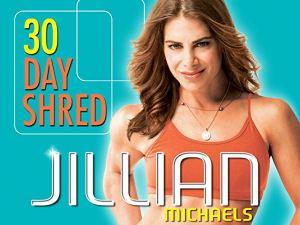 Jillian Michaels workout 30 day
