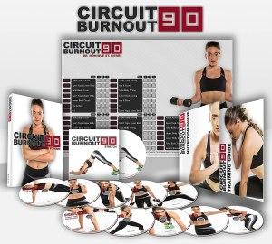 circuit workout dvd set
