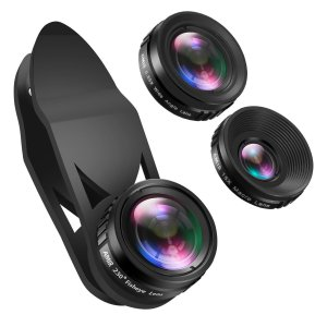 AMIR 3 in 1 HD Camera Lens Kit
