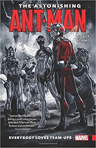 Astonishing Ant Man Vol. 1