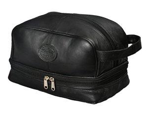 Bayfield Bags Mens Toiletry Bag Shaving Dopp Case