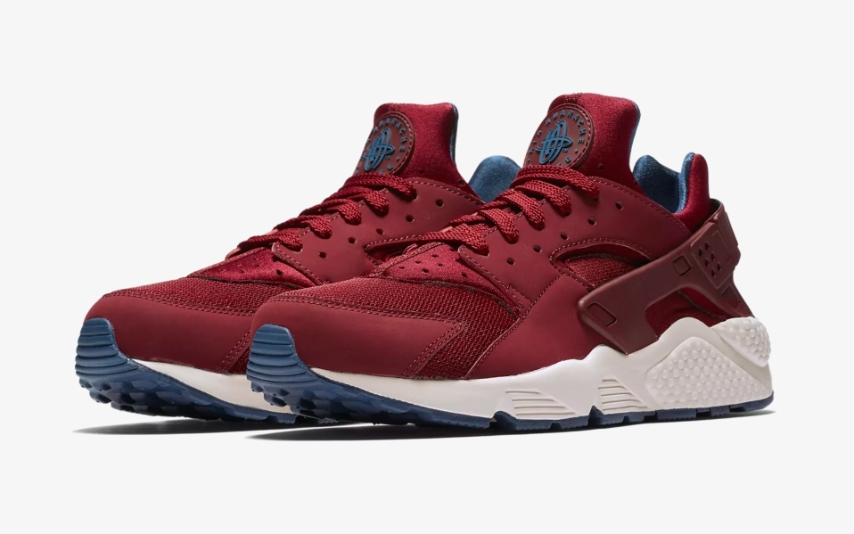 New Sneaker Trend: Red Sneakers from